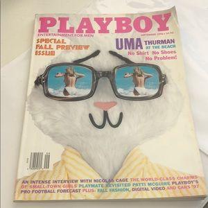 PLAYBOY MAGAZINE 1996